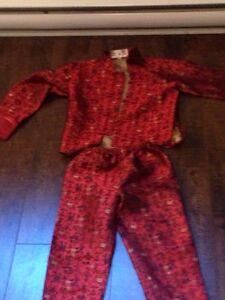 Costume chinois garçon 4-6 ans
