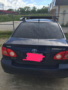 2007 Toyota Corolla AS IS