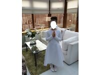 Sarah Louise First Holy Communion Dress, Veil and Cardigan