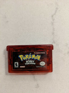 Pokemon Ruby | Kijiji in Ontario  - Buy, Sell & Save with Canada's