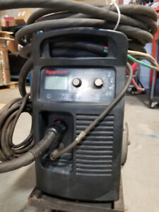 Used Hypertherm 85 Plasma Machine with Hand Torch