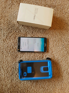 UNLOCKED SAMSUNG NOTE 4 WITH OTTER BOX