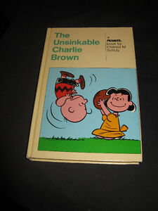 Peanuts every Sunday & the unsinkable Charlie Brown 1967 HC