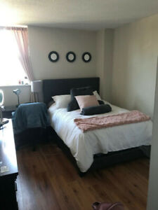 2 bedroom sub-lease for May 1 - August 31
