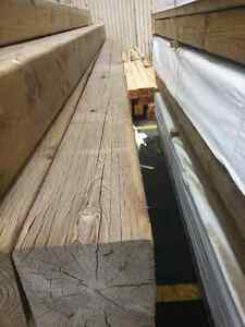 6x6 Pressure Treated Posts – OUTLET LUMBER