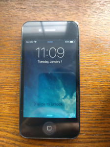 iPhone 4S - 16GB - Mint Condition