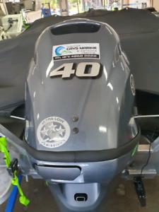 F40LA Yamaha Outboard
