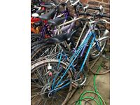 JOB LOT OF 15 BIKES £100 MUST GO TODAY!!