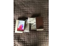 LG G3 unlocked to all networks boxed in very good condition