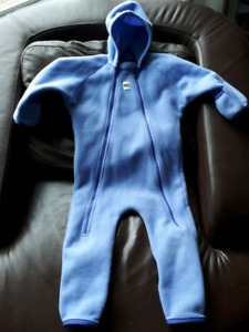 MEC fleece suit for toddler