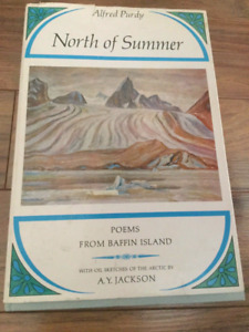 North of Summer - Poems from Baffin Island (book)