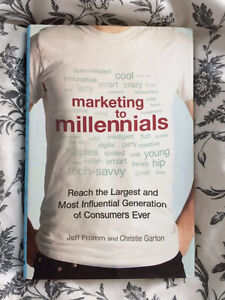 Marketing to Millenials by Jeff Fromm
