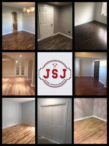 JSJ Home Improvements (Flooring, Trimwork, Tiling and More!)