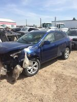 Parting out 2008 Nissan Rogue awd