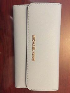 Brand New Baby Blue Michael Kors Wallet