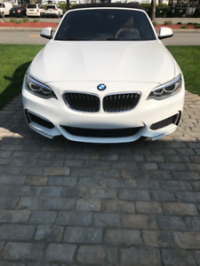 BMW CONVERTIBLE 228 XDRIVE M PACKAGE