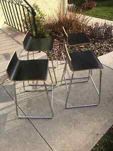 Set of four IKEA stools Kingston Kingston Area image 2