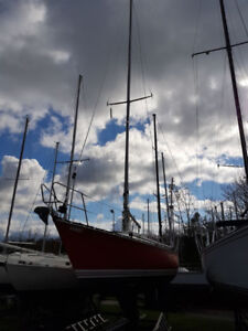 C&C 33 sailboat for sale