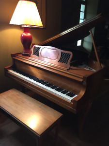 Gerhard Baby Grand Piano