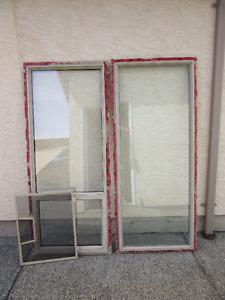 2 windows ($50 each)