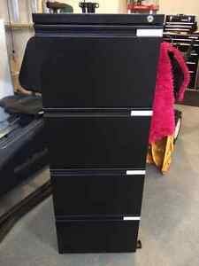 Black Legal Size Filing Cabinet