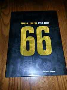 #66 MARIO LEMIEUX ( OVER TIME ) X-COND $ 15.00 FIRM