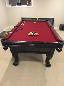 CANADIAN MADE POOL TABLES STARTING AT $1499.00