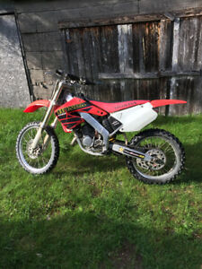 Honda Cr 125 2001