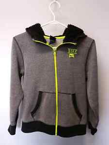 3 NIKE Zip-up Hoodies.  Boys Size L (12-13 Years)