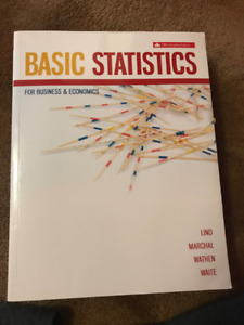 Basics Statistics for Business and Economics – Fifth Edition