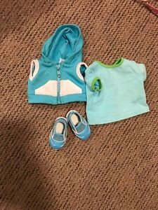 Maplelea doll outfit