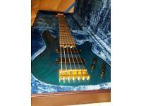 YAMAHA TRB-6 II 6-string bass Guitar