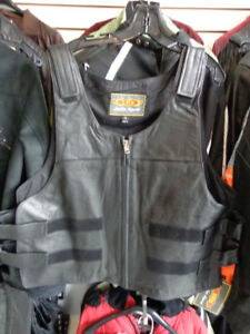 Leather Club Vests & More @ recycledgear.ca