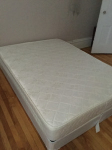 Double/Full Mattress and Boxspring for sale
