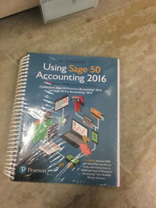 Using Sage 50, Accounting 2016 Version
