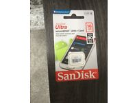 16Gb SanDisk Micro SD Card