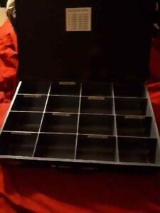 metal hardware storage box