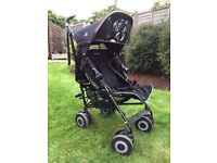 Maclaren Techno XT Pushchair and buggy board
