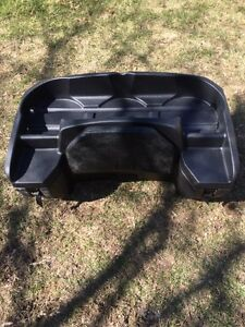 TWO ATV STORAGE /CARRIERS