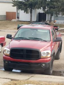 2006 dodge ram 1500 4x4 sale or trade