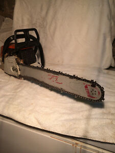 Broken chainsaws wanted Peterborough Peterborough Area image 1