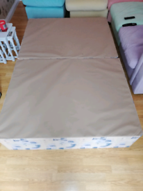 FREE small double divan bed