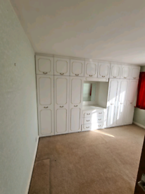 Fitted wardrobe doors and Interior parts
