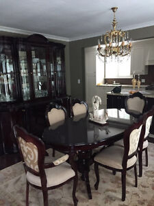 Solid Cherry Dining Room Set | Buy & Sell Items, Tickets or Tech ...