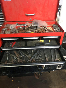 Tool Boxes 1 for 100 and the other 75