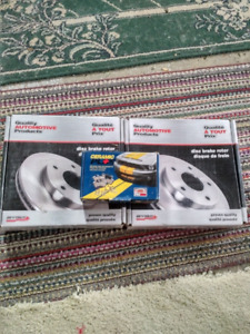 BRAND NEW Front Brake and Rotor set for 2009-2015 Corolla LE