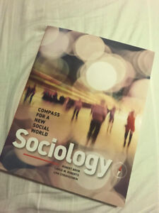 Intro to Sociology Book 1st Year Saint Mary's University
