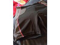 Slender tone 'bum' toner shorts with recharger kit