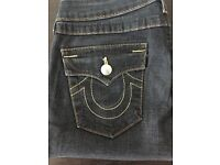 Ladies True Religion billy Jeans