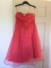 Debenhams size 16 dress